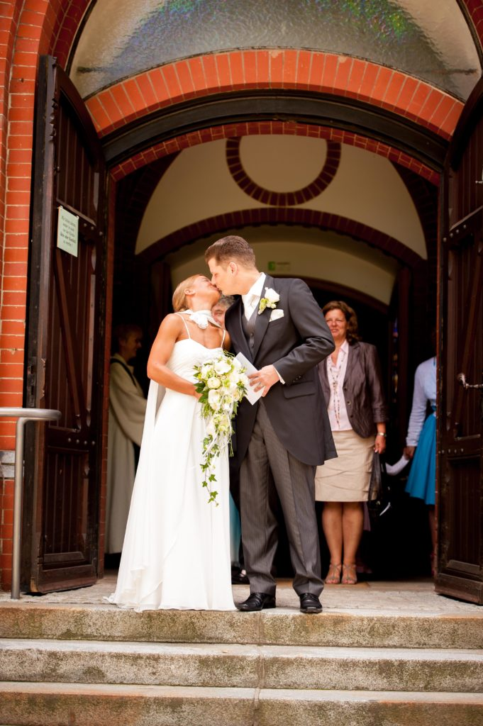 Standesamtliche Trauung In Reinbek Die Hochzeit Von Alina