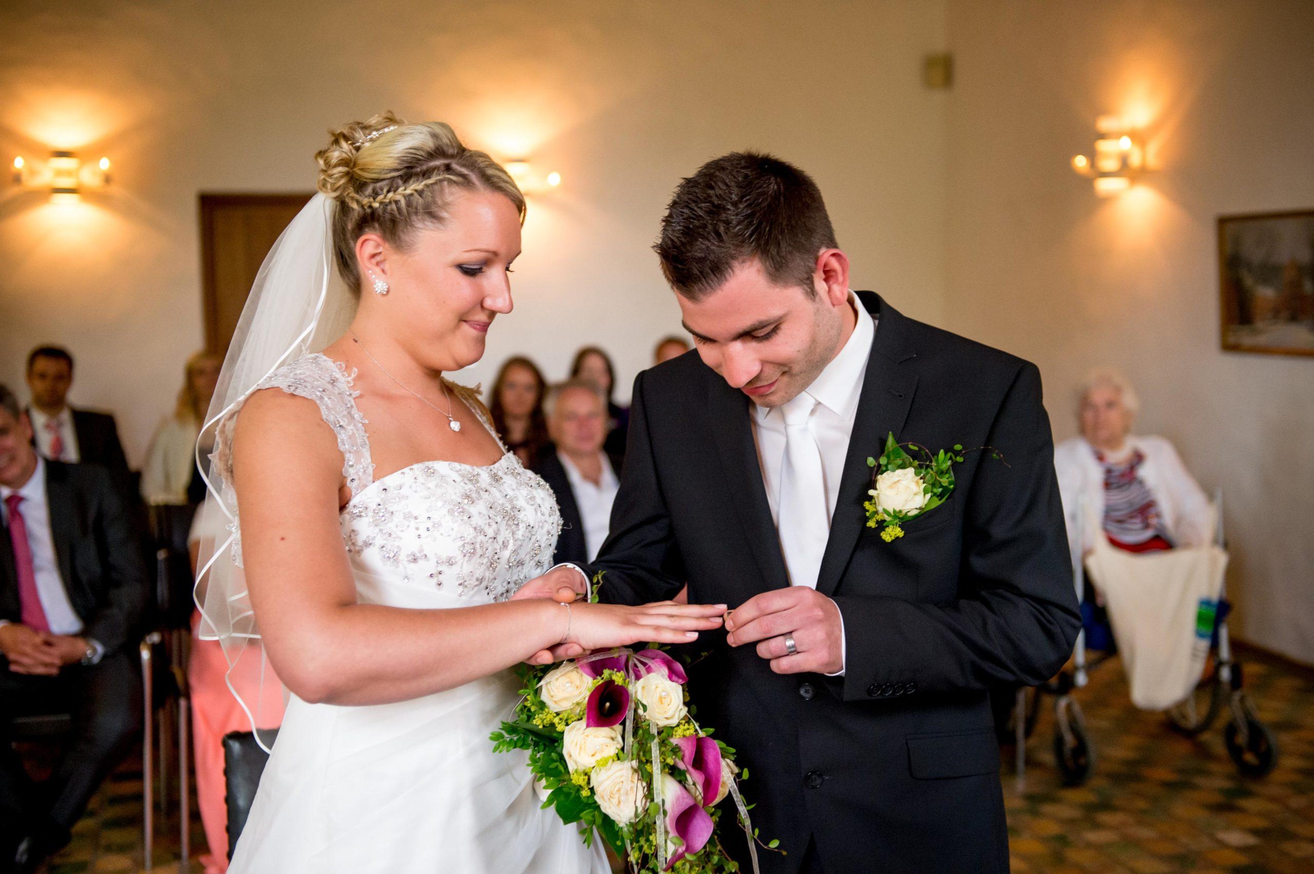 Hochzeit im Schloss Reinbek