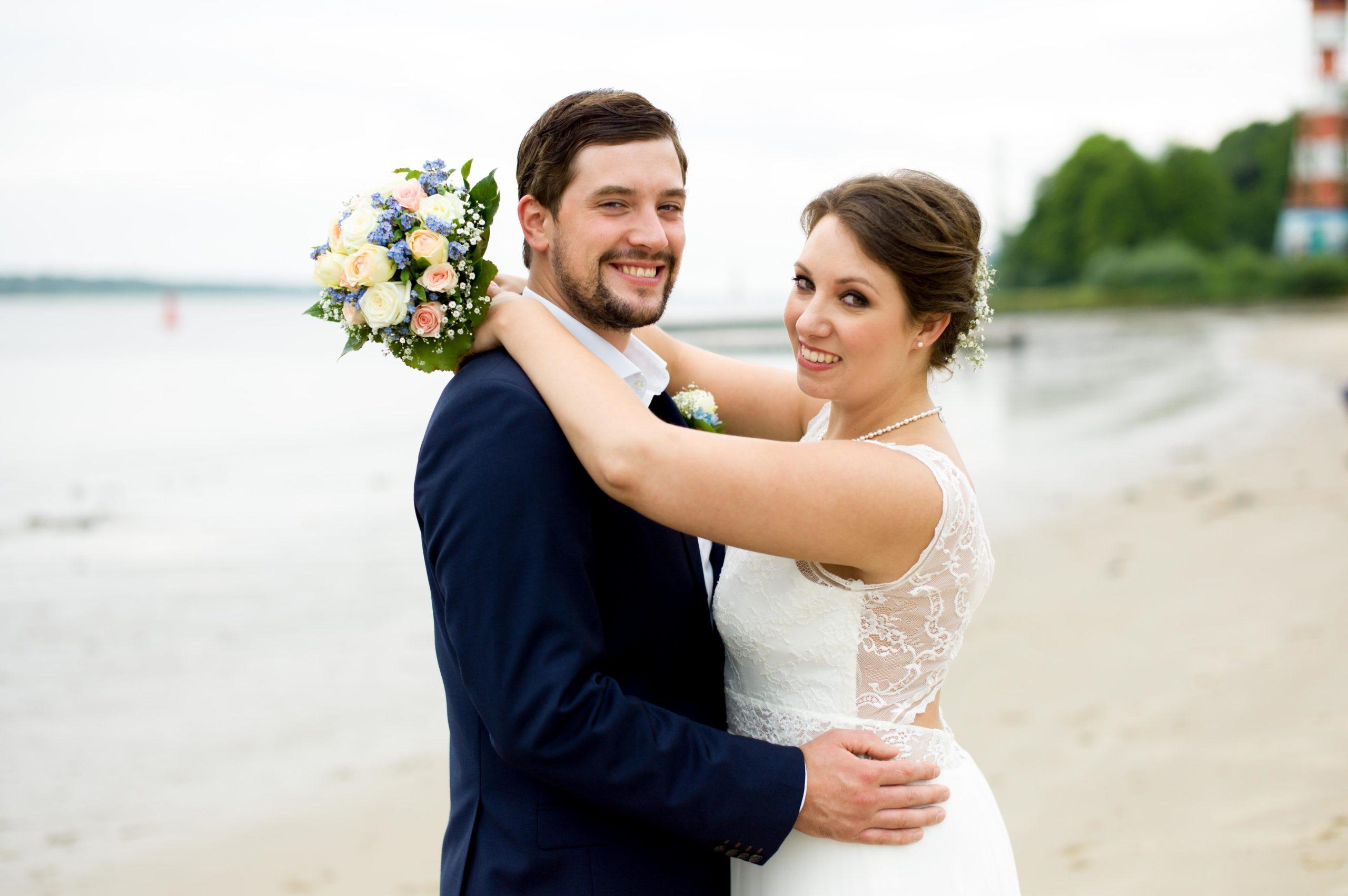 Heiraten im Beachclub Wedel