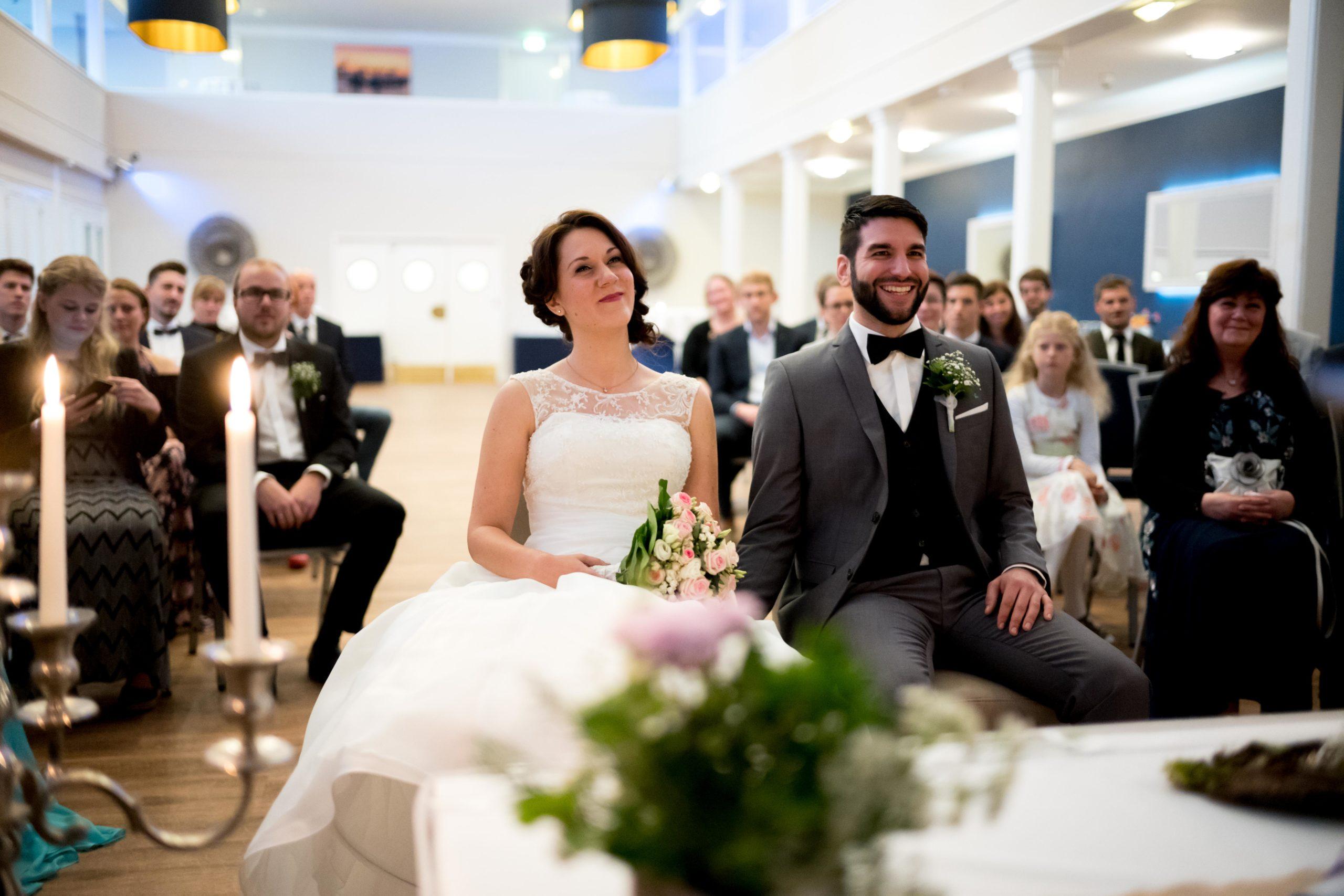 Heiraten im Schulauer Fährhaus Wedel