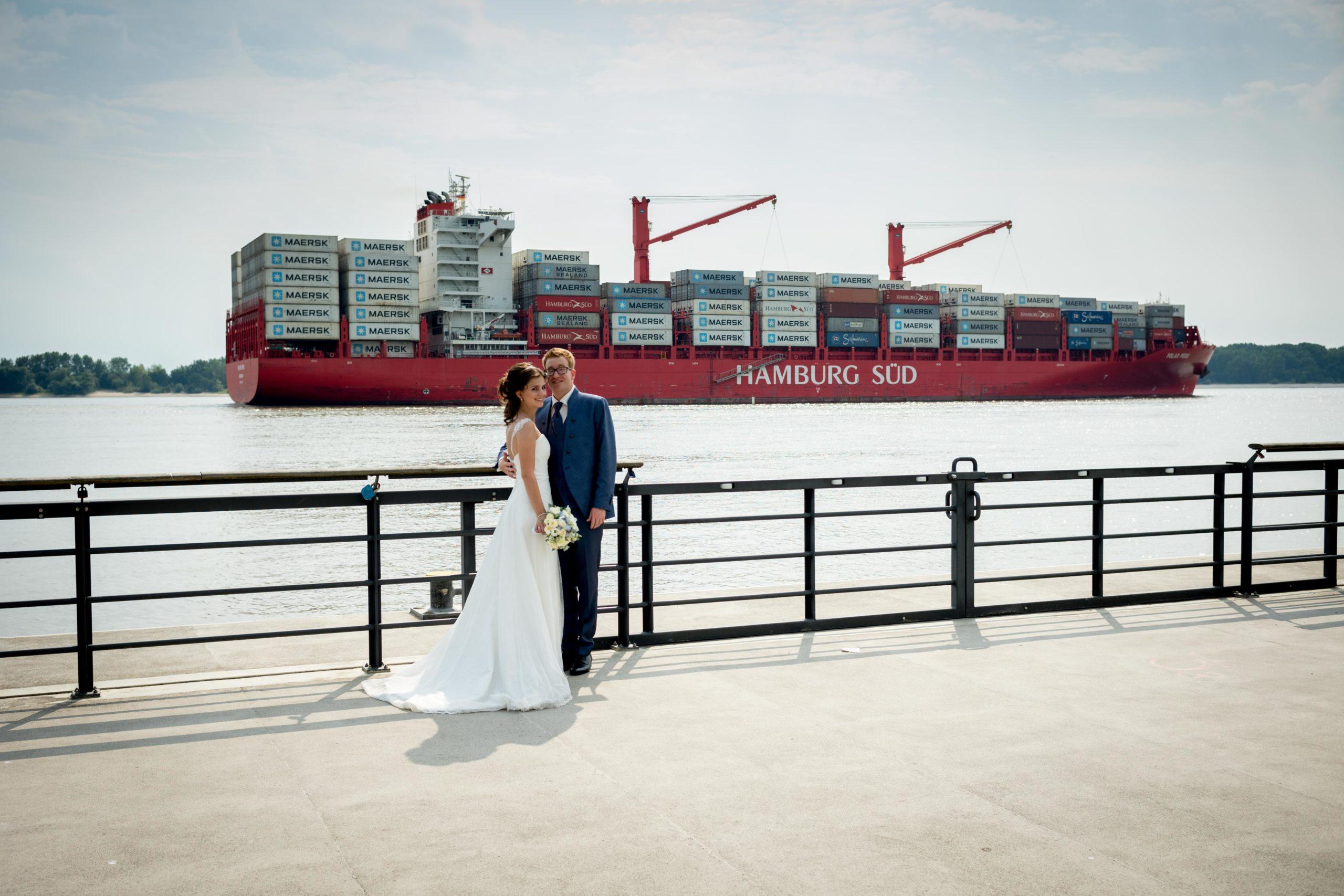 Hochzeit in Wedel